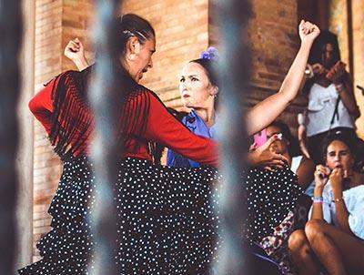 Paardrijden in de buurt van Pinoso